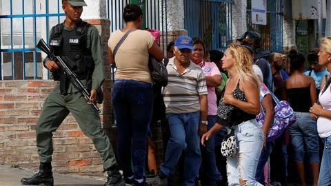 PBS NewsHour -- Post-Chavez Venezuela is a nation in crisis