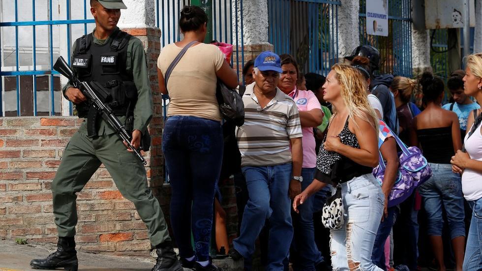Post-Chavez Venezuela is a nation in crisis image