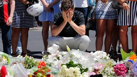 PBS NewsHour -- Investigators look for motive in Nice truck attack