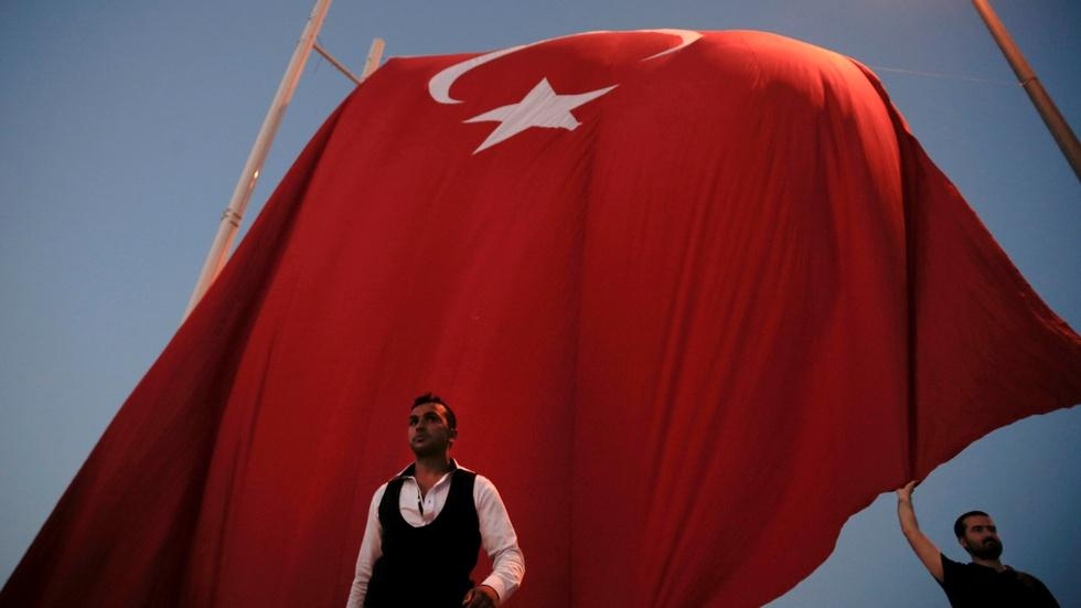 More than 6,000 detained in Turkey after failed coup image