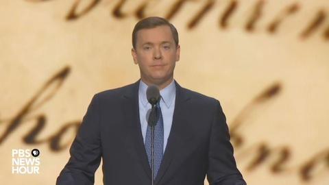PBS NewsHour -- The NRA's Chris Cox at the Republican National Convention