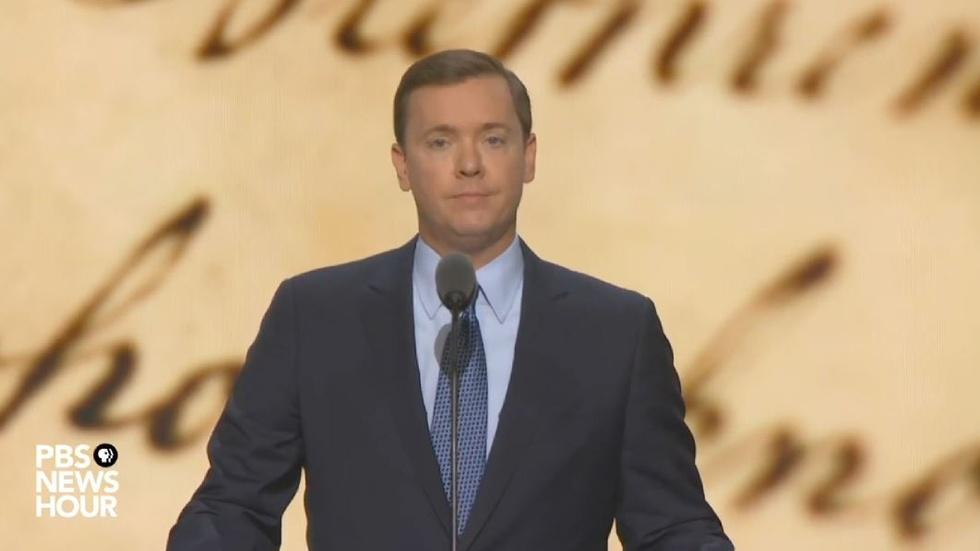 The NRA's Chris Cox at the Republican National Convention image