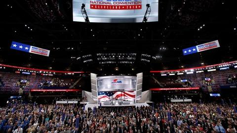 PBS NewsHour/NPR RNC Special - Day 1