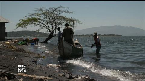 PBS NewsHour -- Why a Kenyan island may teach the world how to beat AIDS