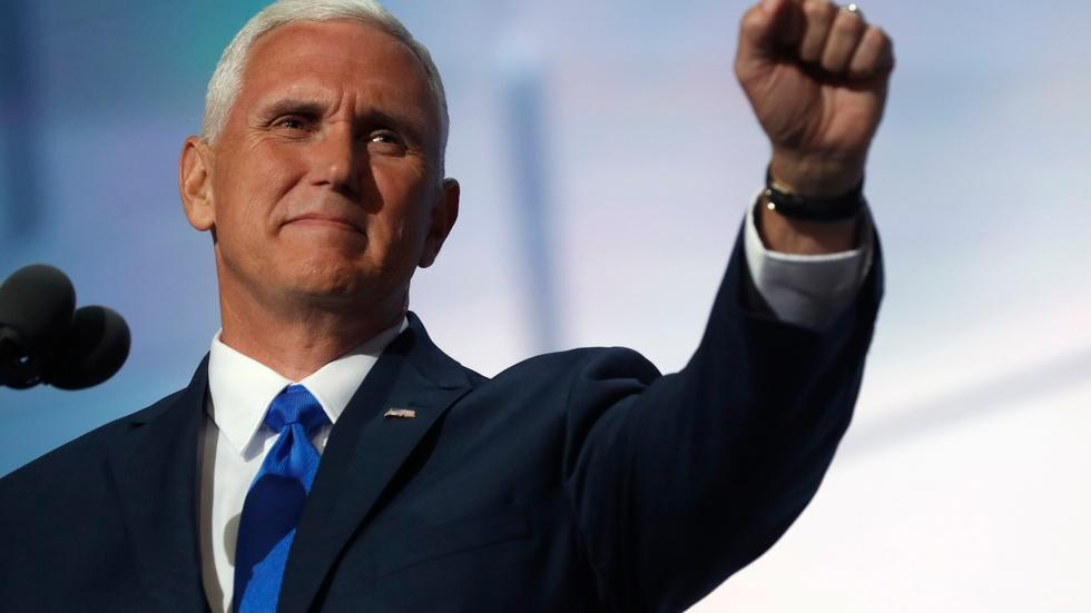 Watch Mike Pence's full speech at the 2016 RNC image