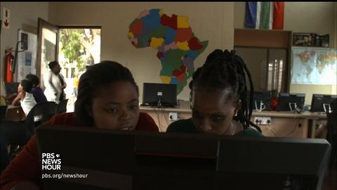PBS NewsHour -- How South Africa plans to 'end AIDS'