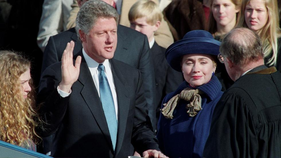 How Democrats have changed since the Bill Clinton years image
