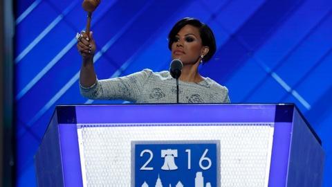 PBS NewsHour -- Baltimore mayor Stephanie Rawlings-Blake's call to order