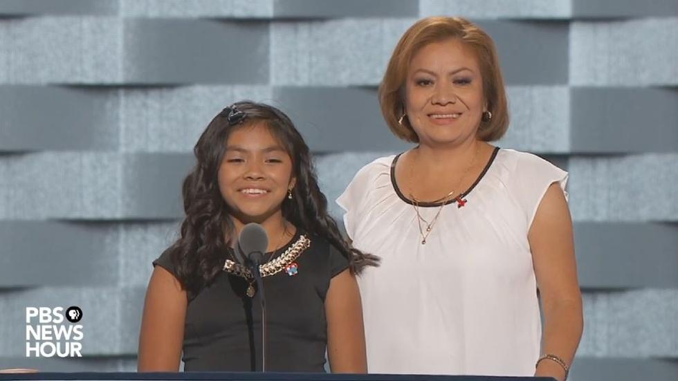 An 11-year-old on the fear of deportation image