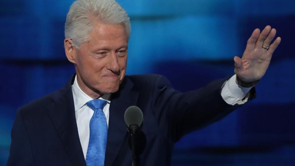 Watch Bill Clinton's full speech at the 2016 DNC image