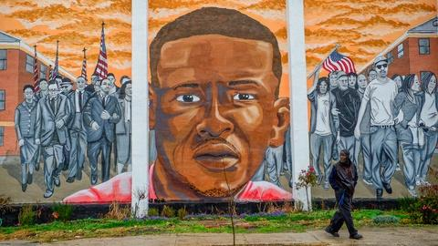 PBS NewsHour -- Why prosecutors dropped charges against Freddie Gray cops
