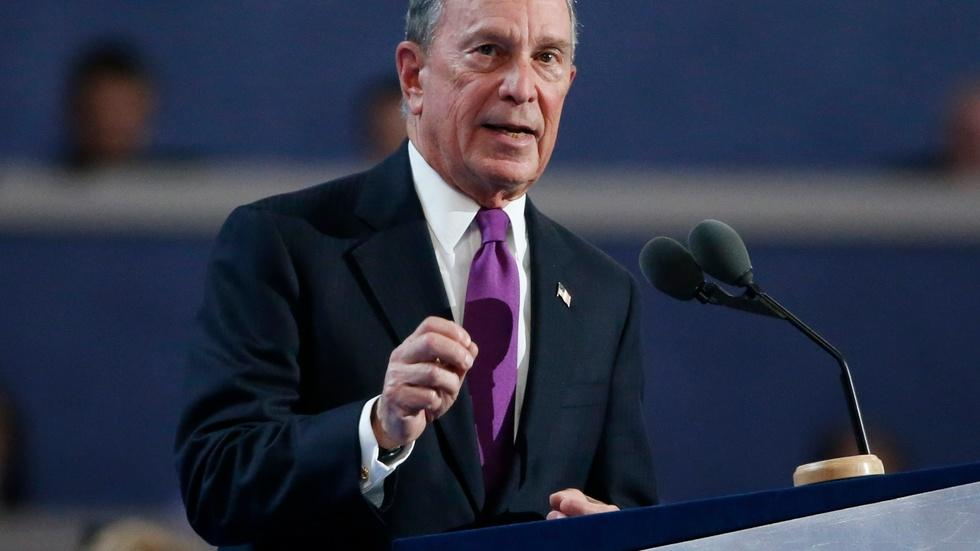 Watch Michael Bloomberg's full speech at the 2016 DNC image