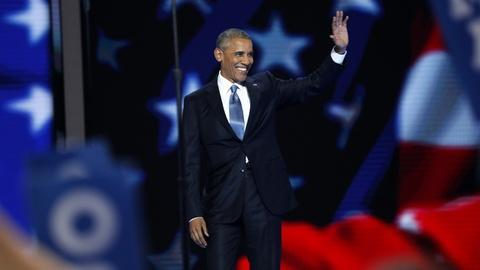 PBS NewsHour -- Watch President Barack Obama's full speech at the 2016 DNC