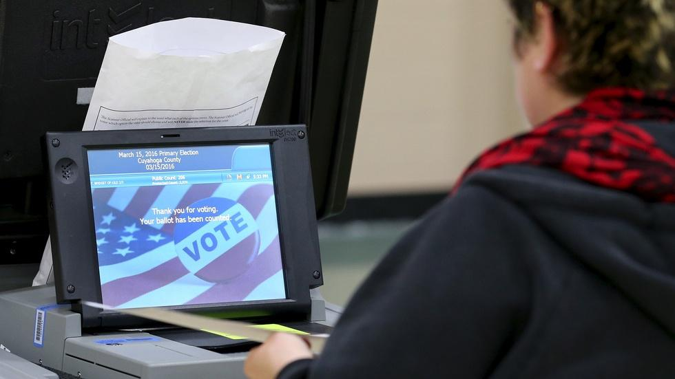 Inside Ohio's fight over voting rules image