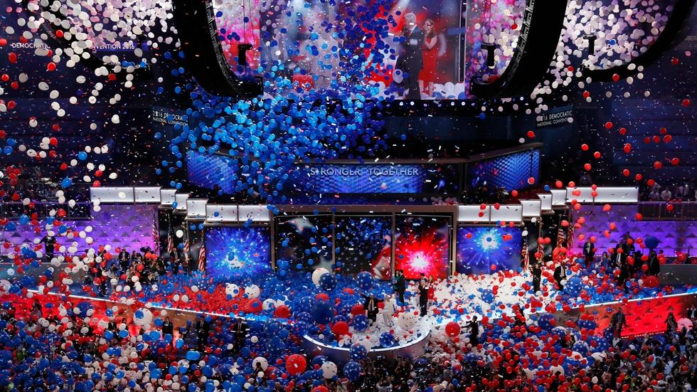 How effective were the DNC and RNC? image
