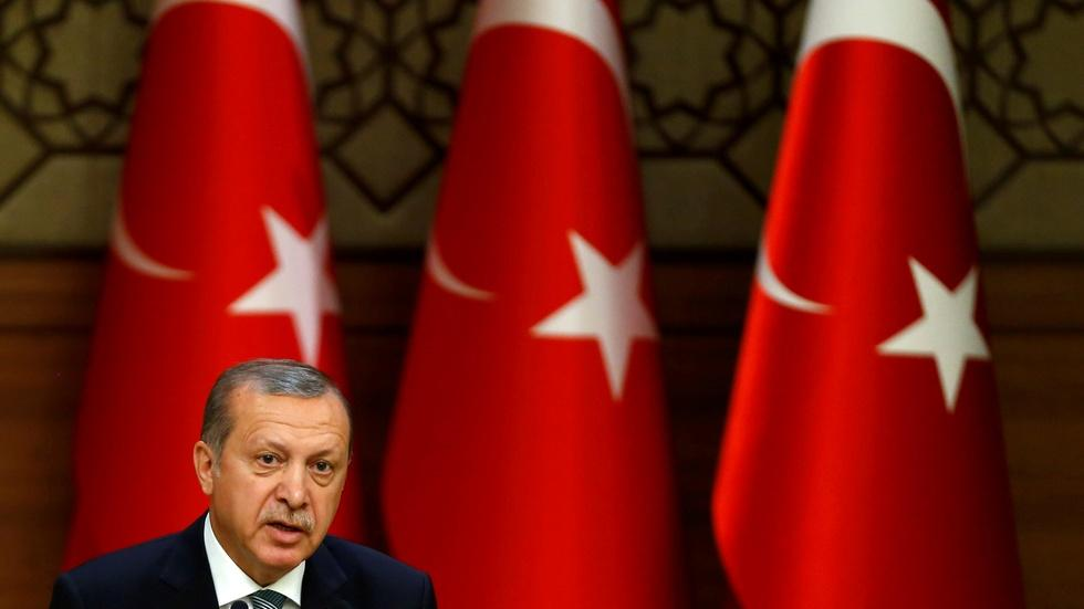 Erdogan tightens control of Turkish armed forces image