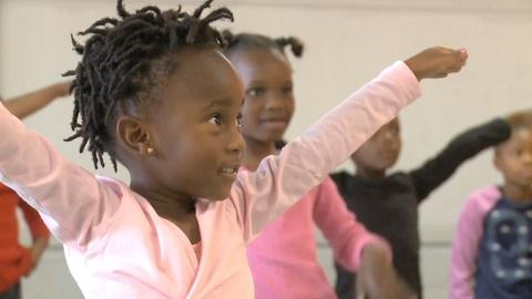 PBS NewsHour -- Bringing ballet to the townships of South Africa