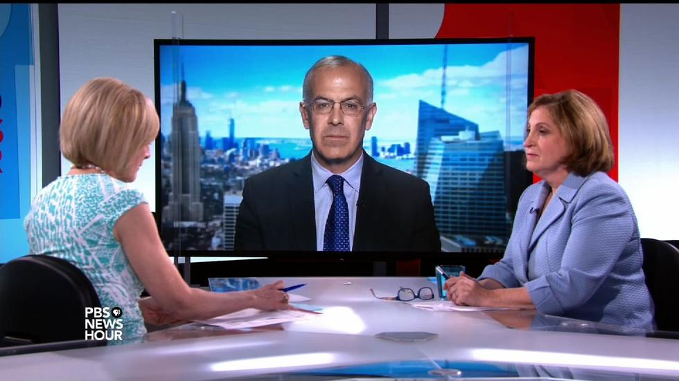 Brooks & Marcus on polls this week catching up with reality image