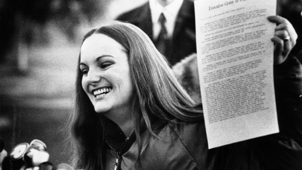 Jeffrey Toobin's fresh look at the story of Patty Hearst image