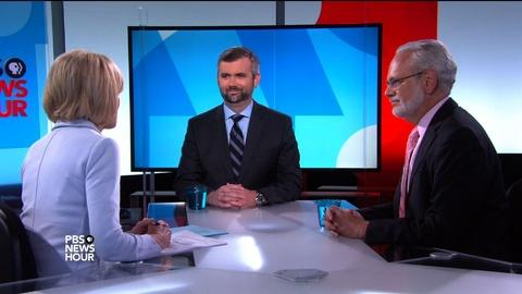 PBS NewsHour -- Candidate tax plans highlight different economic priorities