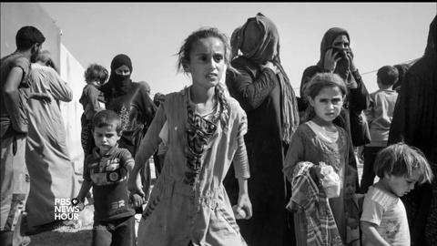 PBS NewsHour -- Explaining Middle East conflicts through individuals' eyes