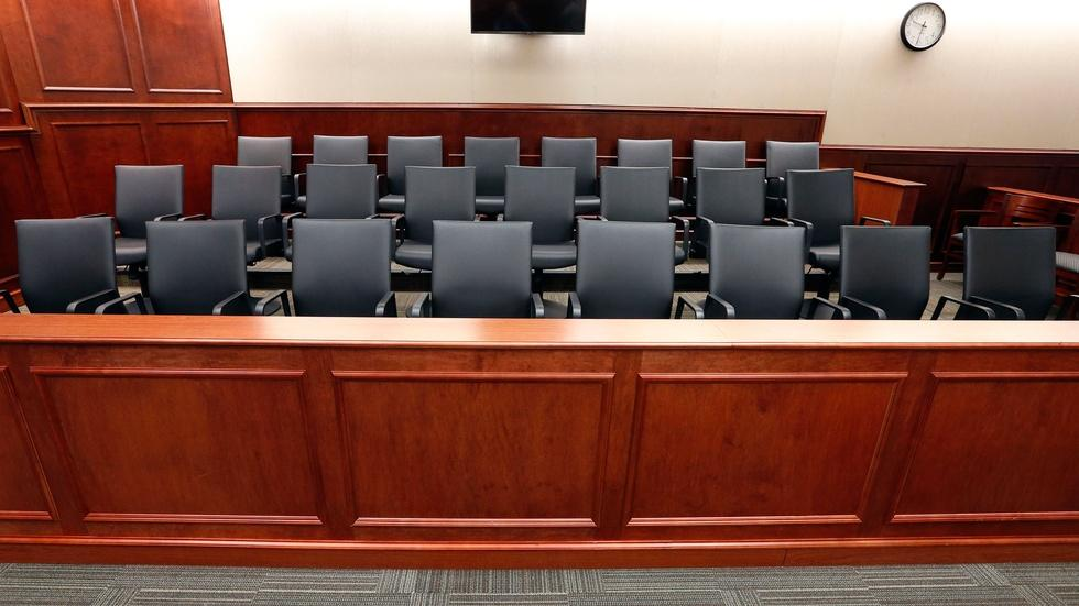 Why jury trials are becoming less common image