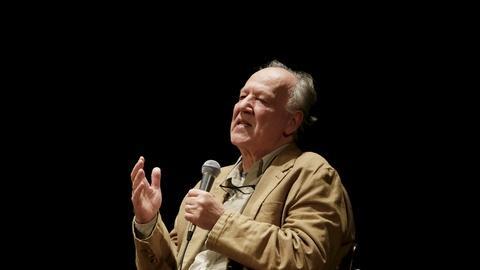 PBS NewsHour -- Legendary filmmaker explores the internet and human nature