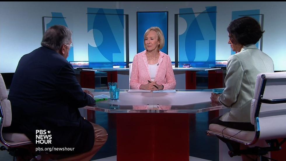 Shields and Rubin on Trump's staff and Clinton's ethics image
