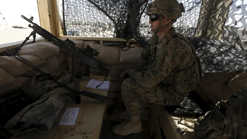News Wrap: 1st U.S. combat death in Afghanistan in 7 months image