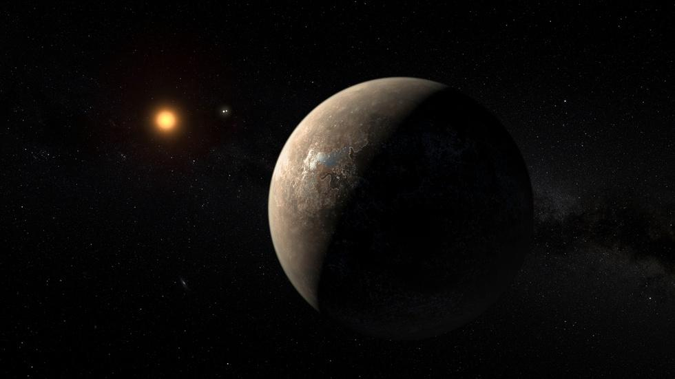 Four light years away, a planet may be hospitable to life image