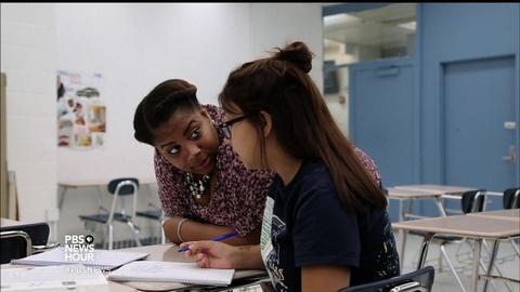 PBS NewsHour -- Preparing Chicago teachers for high-need urban classrooms