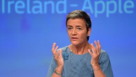 PBS NewsHour -- EU: Apple owes Ireland nearly $15 billion in back taxes