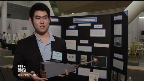 PBS NewsHour -- Turning student inventions into the next big thing