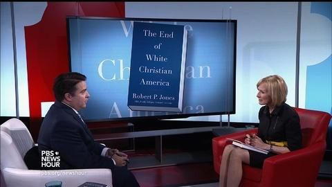PBS NewsHour -- An author's eulogy for 'White Christian America'