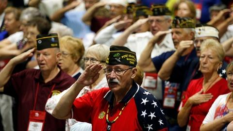 PBS NewsHour -- What veterans think of their options for president