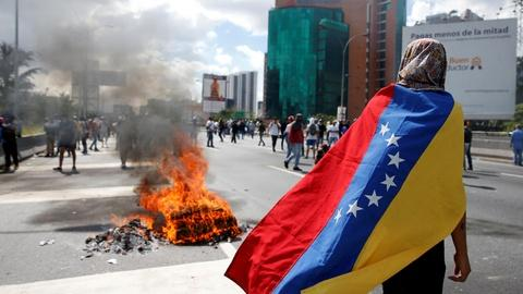 PBS NewsHour -- A growing, catastrophic food crisis sows unrest in Venezuela
