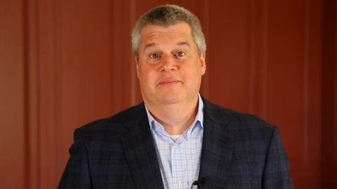 PBS NewsHour -- How Lemony Snicket channels his bewilderment into words
