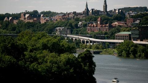 PBS NewsHour -- Georgetown tries to make amends for profiting from slavery