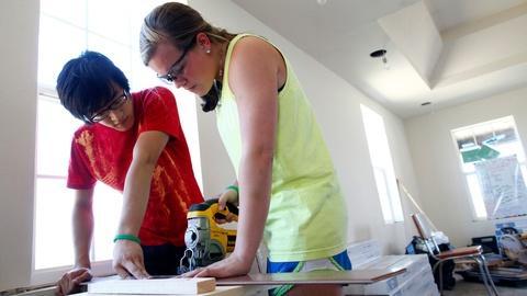 PBS NewsHour -- A rebuilt Joplin thrives, but emotional damage lingers