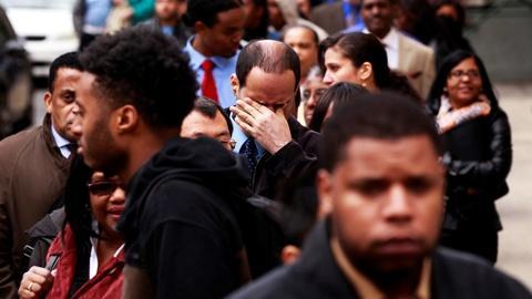 PBS NewsHour -- News Wrap: Lower August job creation keeps unemployment flat