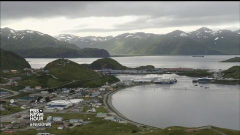 PBS NewsHour -- Aboard a boat that ferries scientists to Alaskan wildlife