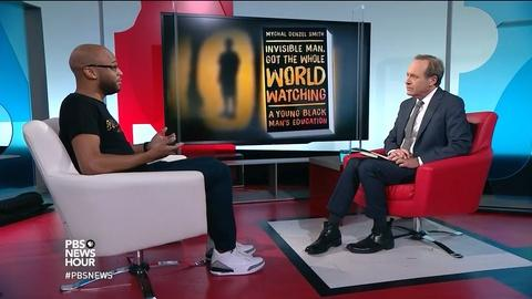 PBS NewsHour -- An author's aspirations in the time of Obama and Trayvon