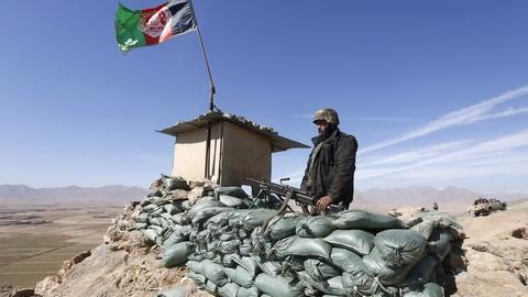 PBS NewsHour -- Helping Afghan forces stand on their own, 15 years on