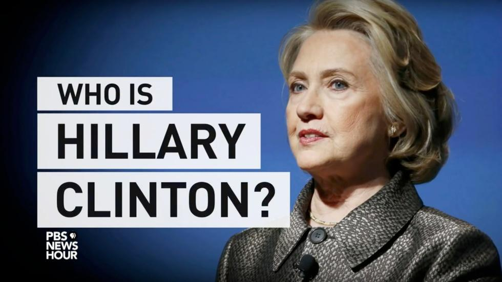 Who is Hillary Clinton? image