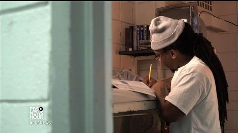 PBS NewsHour -- Inmates get a 'second chance' at federal grants for college
