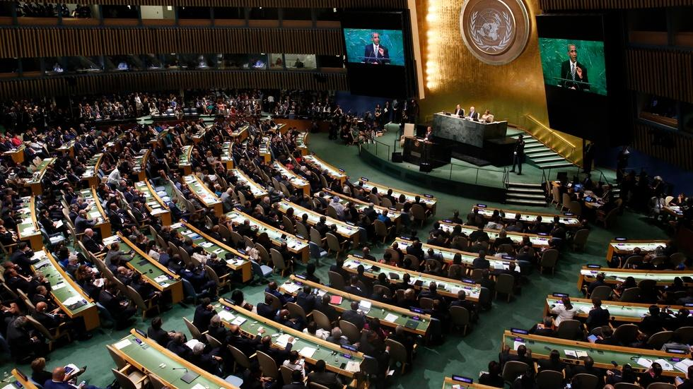 Dangers of isolationism, Syria top Obama's last UN address image