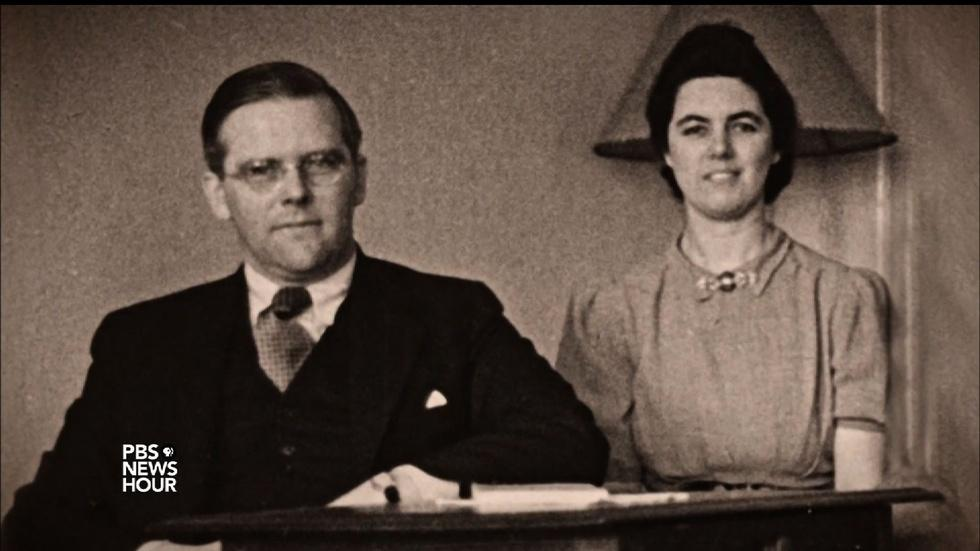 How a Mass. couple saved thousands from Nazi death camps image
