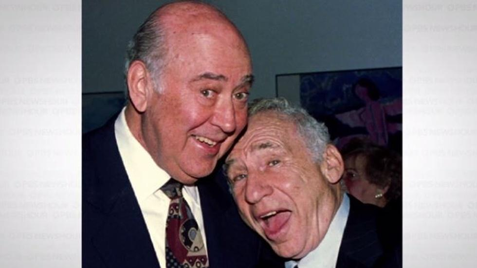 Carl Reiner on being a comedian and Mel Brooks' best friend image