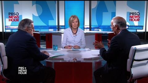 PBS NewsHour -- Shields and Brooks on transparency in police shootings