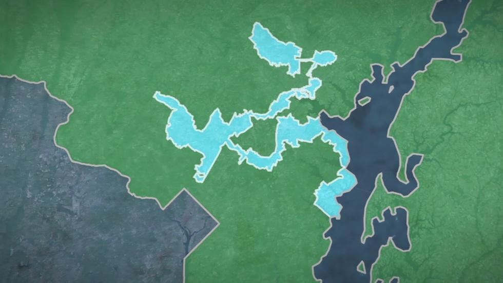 North Carolina and Maryland challenge gerrymandering image